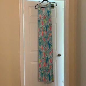 Lily Pulitzer Kerri Maxi Dress XXS